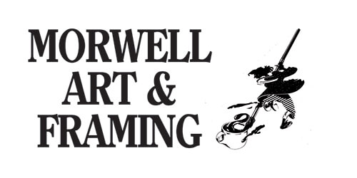 Morwell Art & Framing sponsor
