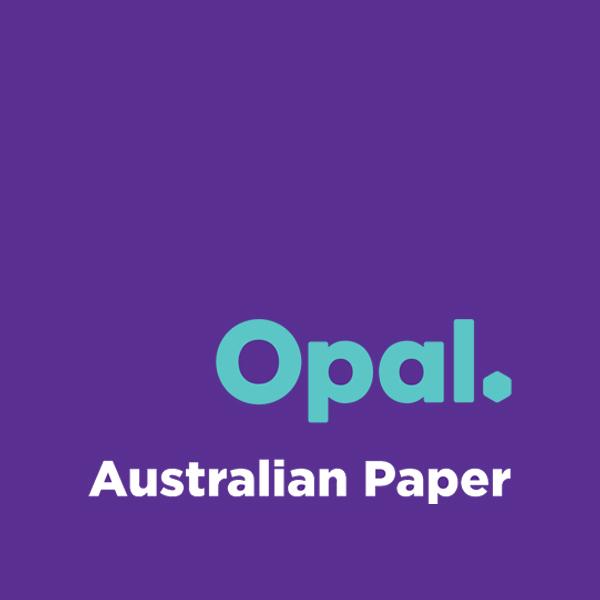 Opal Australian Paper sponsor