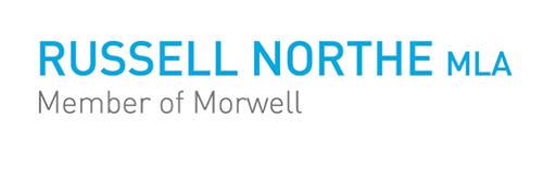Russell Northe sponsor