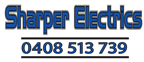 Sharper Electrics sponsor