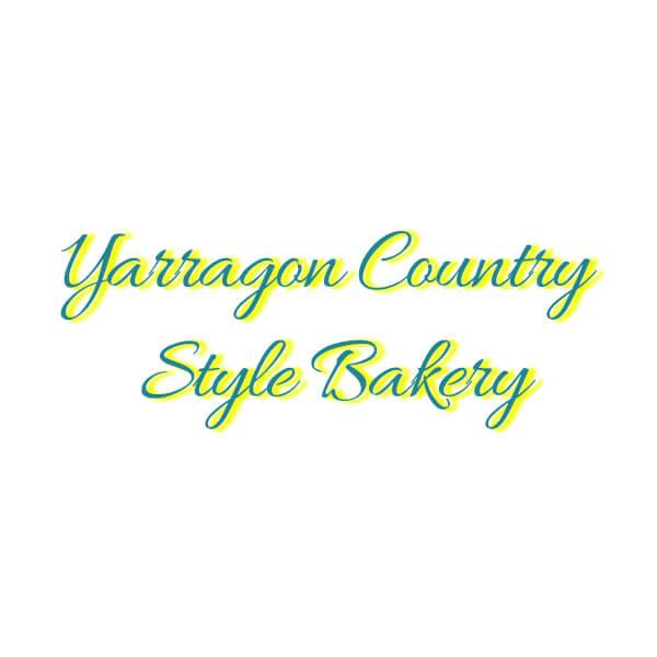 Yarragon Country Style Bakery sponsor