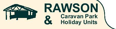 Rawson Caravan Park sponsor logo