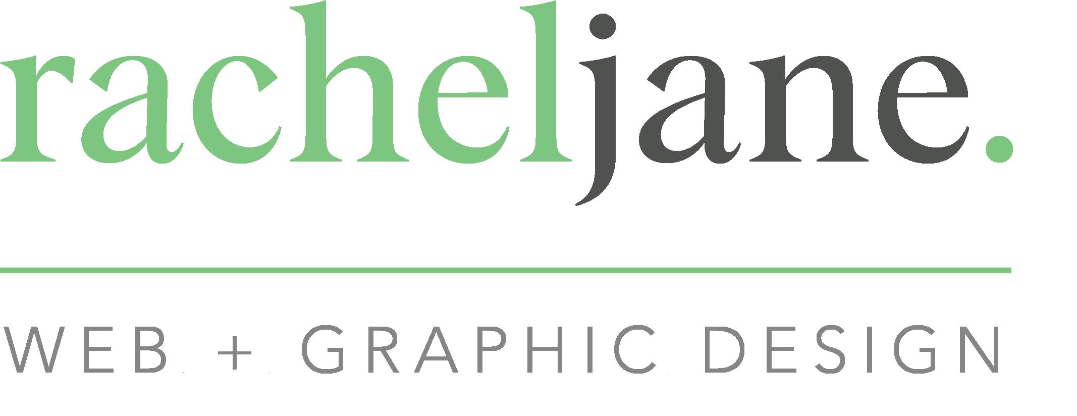 Rachel Jane Design sponsor logo